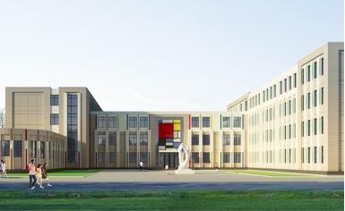 呼伦贝尔市海拉尔区-建新小学 -2009